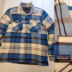L | LK NEW | Men's Patagonia QUILTED Button Down